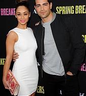 Spring Breakers premiere