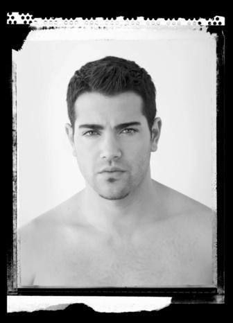 Jesse Metcalfe in About Face by John Russo