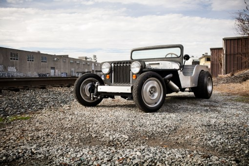 JeepRod – 1950 Jeep CJ-3A