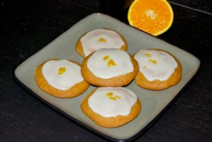 Belgian Wit Beer Cookies