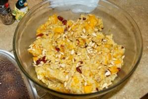 Cranberry Butternut Millet