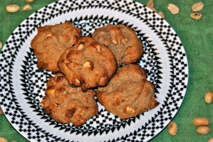 Honey Nut Cookies