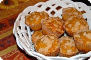 SRC: Pumpkin Streusel Muffins