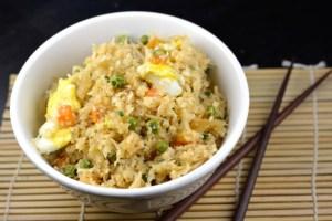 SRC: Cauliflower Fried Rice