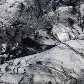 Sólheimajökull glacier, Iceland. © Jess Hurd/reportdigital.co.uk