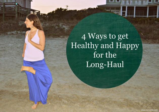 4 ways healthy&happy
