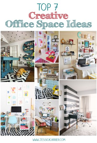 Top 7 Creative Office Space Ideas