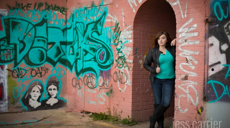 Urban Senior Portraits