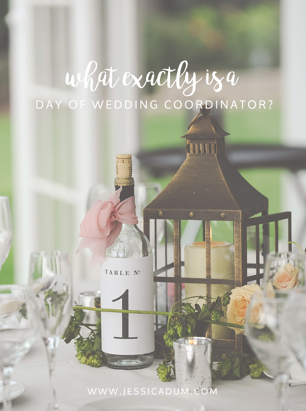What exactly is a Day of Wedding Cooordinator? | 6 common questions about DOC's answered