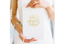 The Wedding Day Journal via Southern Weddings | Jessica Dum Wedding Coordination December Favorites