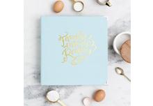 Emily Ley Recipe Binder | Jessica Dum Wedding Coordination December Favorites