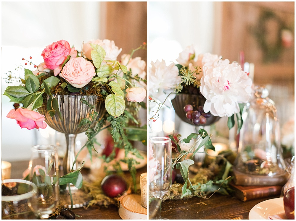fall flowers, barn in zionsville wedding, ellie + tyler, ivan and louise images, jessica dum wedding coordination