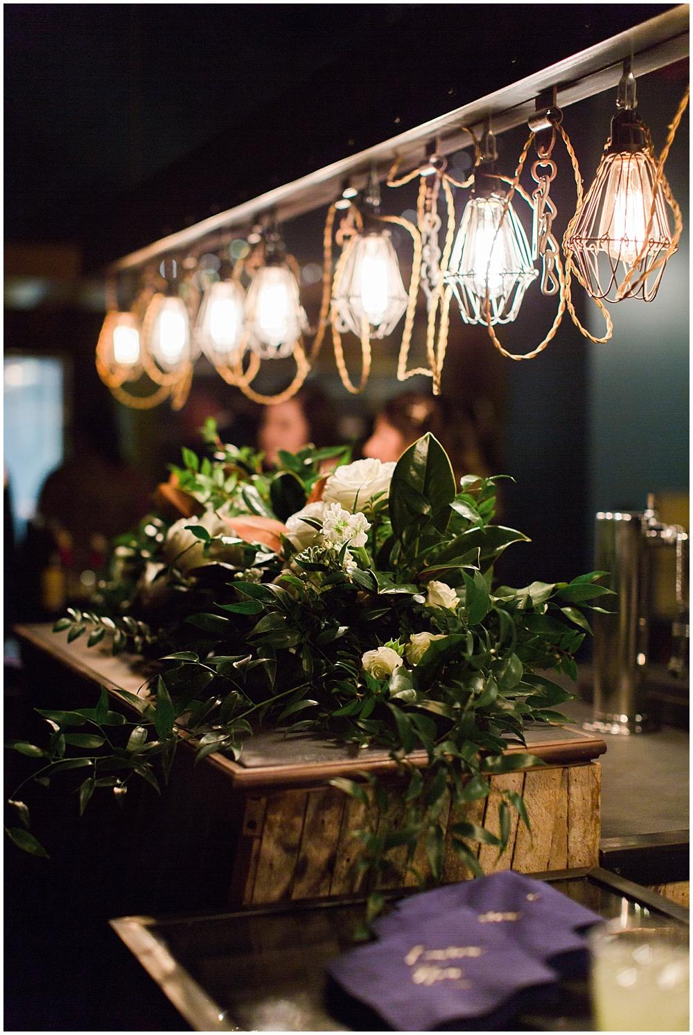 modern lighting | Ivan & Louise Images and Jessica Dum Wedding Coordination