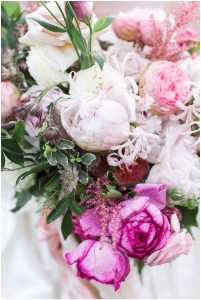 Fall wedding flowers | Ivan & Louise Images and Jessica Dum Wedding Coordination