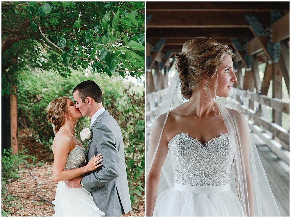 Bride and groom portraits | Chicago urban rustic wedding| Sandra Armenteros Photography | Jessica Dum Wedding Coordination