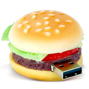 Hamburger Jumpdrive