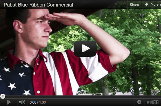 PBR Tom Raper Commercial Parody