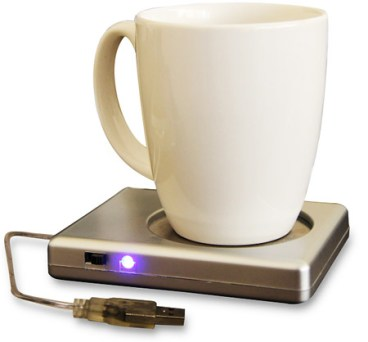 Geek Girl Gifts - USB Cup Warmer