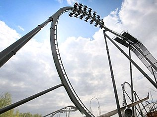 United Kingdom Amusement Park Ride Is Designed To Cure Hangovers