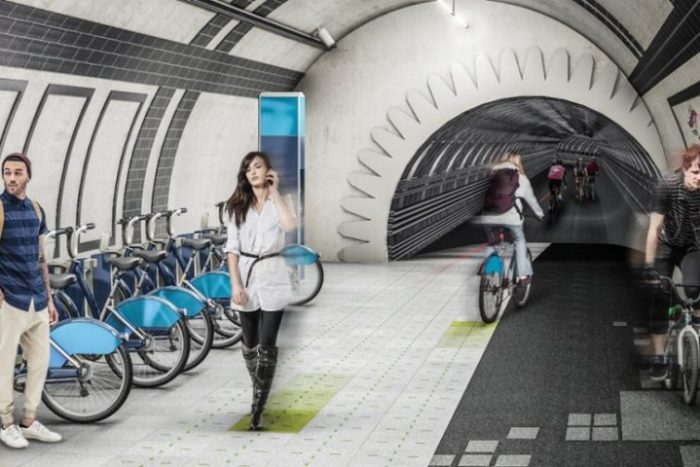 Will London Transform Disused Train Tunnels Into Cycle Highways?