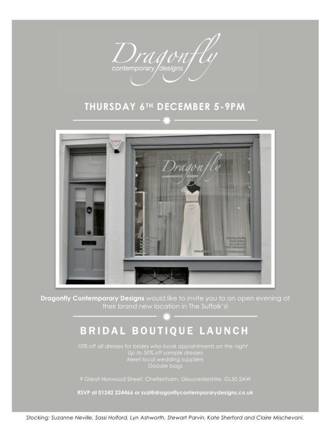Cotswolds Bridal Shop Sample Sale