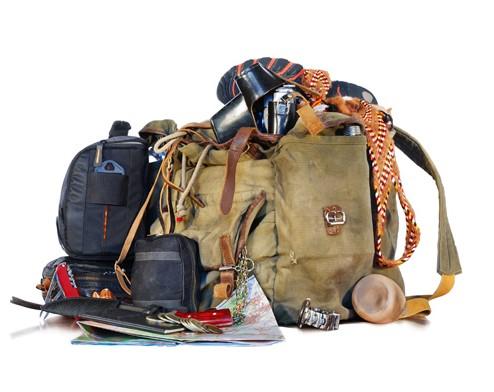 sac de voyage préparer