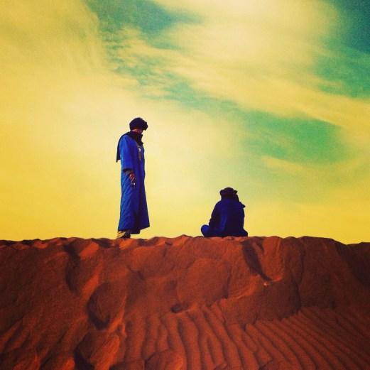 Berbers sunrise