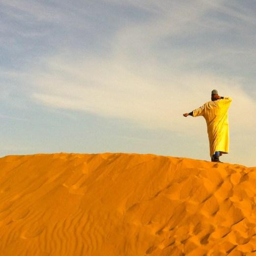 desert stretch