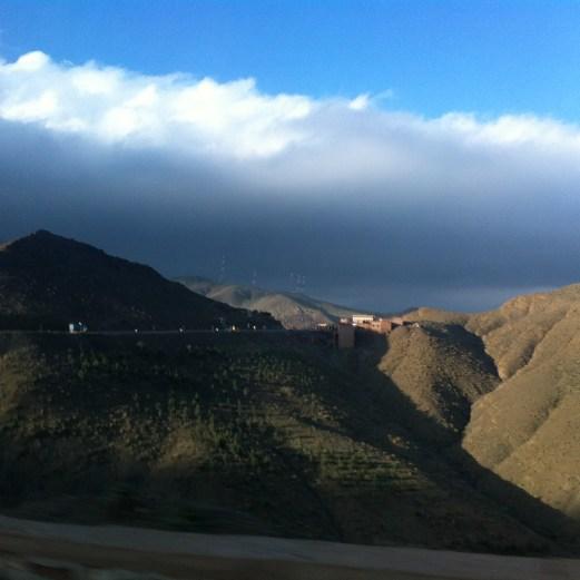 Atlas Mountains view 3