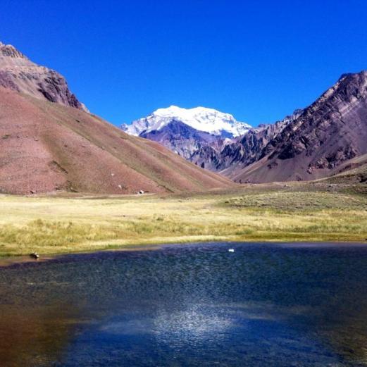 Aconcagua view