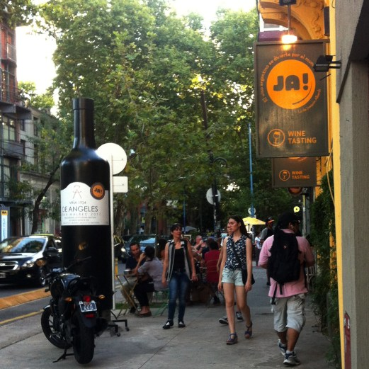 JA street view - Buenos Aires