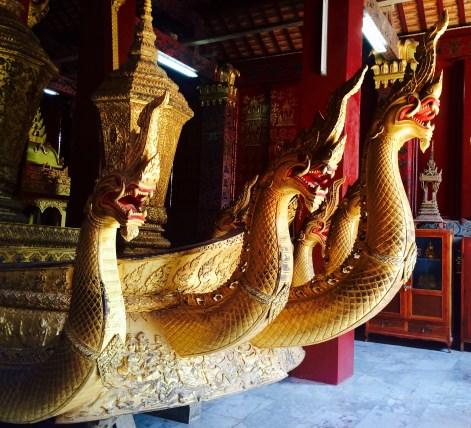 Luang Prabang Wat Xieng Thong temple