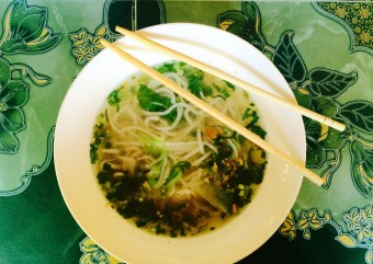 Luang Prabang noodles