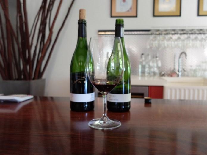 Lynx vineyard south africa with Kim Rabe