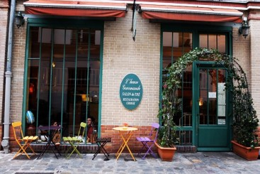 L'Heure Gourmande Passage Dauphine Paris 75006