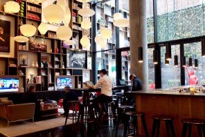 A Citizen of the World Stay at CitizenM Times Square