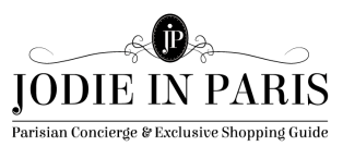Jodie in Paris logo