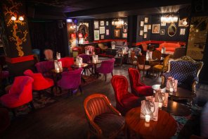 Top 10 Romantic Bars in Paris