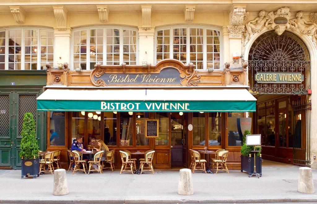 Bistrot Vivienne Paris