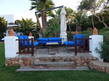 hotel Las Brisas Ibiza sitting area