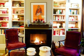 Hotel Villa Madame, A Chic Romantic Hideaway in Saint Germain