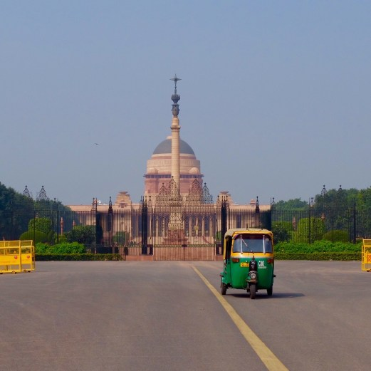 Delhi-Parliament-buildings