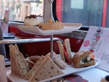 tea bus tour b bakery
