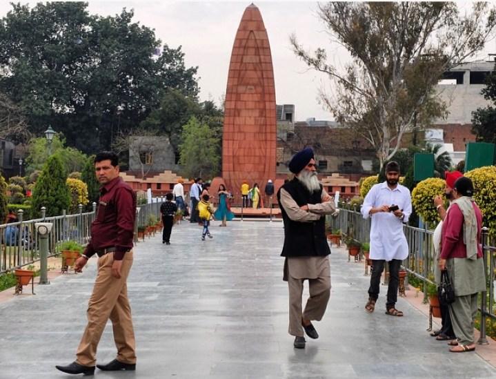 Amritsar Memorial