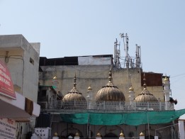 Old Delhi Mosque