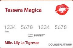 Tessera Magica Tigresse