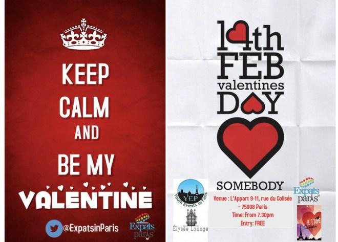Valentine's poster 2015