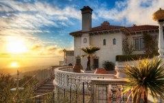 hearst castle san luis obispo california