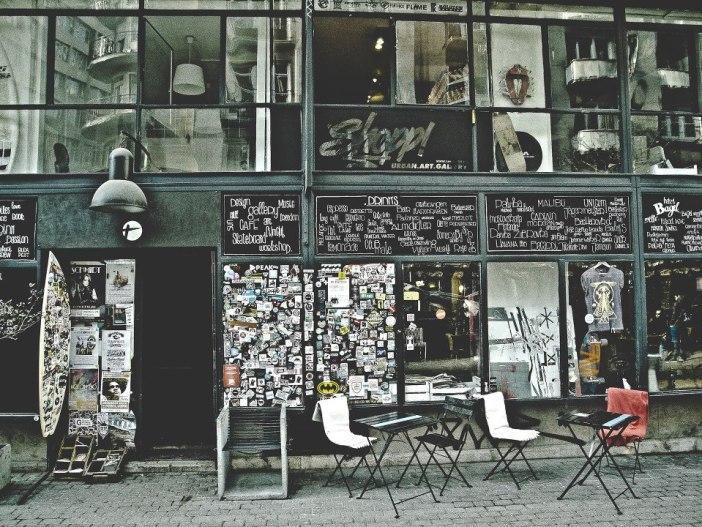 Telep art scene Budapest Hungary