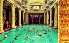 Hungary's thermal water reserve is one of the largest in the world